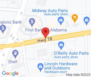Lincoln Barber Shop at Lincoln, AL 35096