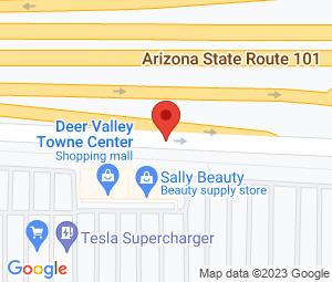 Cafe Paris Salon & Supply at Phoenix, AZ 85027