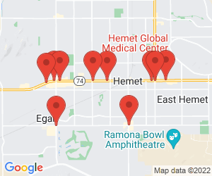 Western Union near Hemet, CA