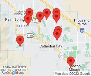 Palm Springs Unified School District near Palm Desert, CA