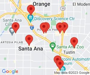 Starbucks Coffee near Santa Ana, CA