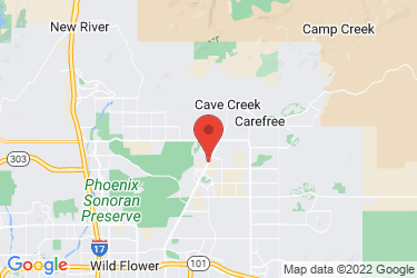 Chaparral Veterinary Medical Center map