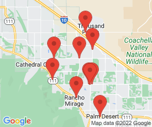 Day Spas near Rancho Mirage, CA