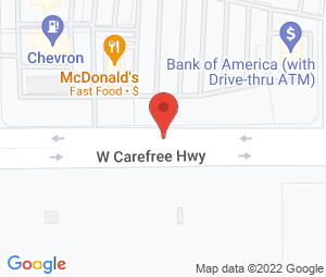 Carefree Salon & Spa at Phoenix, AZ 85086