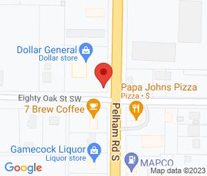Bull & Mouth Barber Salon at Jacksonville, AL 36265