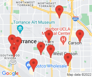 Redbox near Torrance, CA