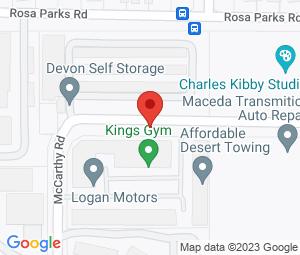 CubeSmart Self Storage at Palm Springs, CA 92262