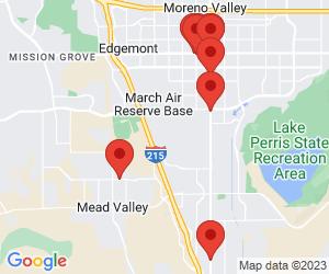 Western Union near Moreno Valley, CA