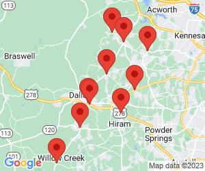 Redbox near Dallas, GA