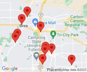 Redbox near Brea, CA