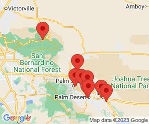 RadioShack near Joshua Tree, CA