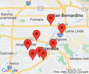 McDonald's near Riverside, CA