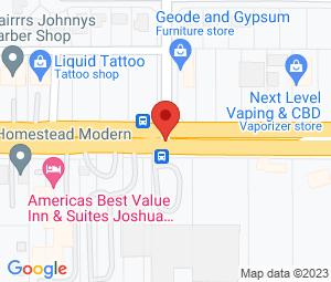 Sears at Yucca Valley, CA 92284