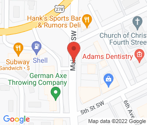 Vikki's Salon at Cullman, AL 35055