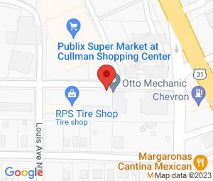 A Barber Shop at Cullman, AL 35055