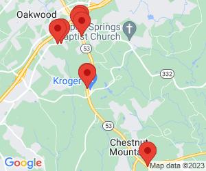 Take Out Restaurants near Oakwood, GA