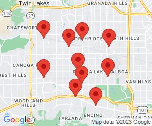 McDonald's near Encino, CA
