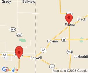 Conoco near Texico, NM