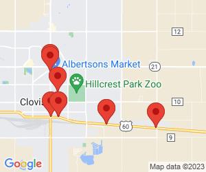 Fast Food Restaurants near Texico, NM