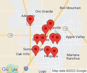 Del Taco near Victorville, CA