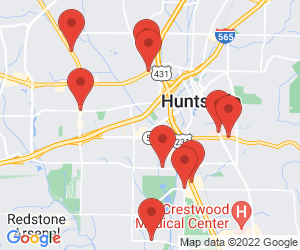 ADT near Huntsville, AL