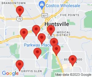 Barbers near Huntsville, AL