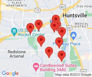 Huntsville City Of near Huntsville, AL