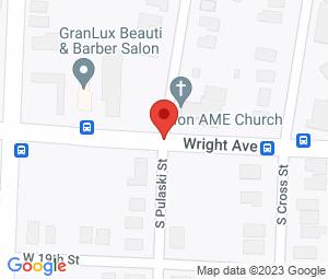Union AME Church at Little Rock, AR 72206