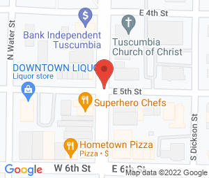 Rick's Barbershop at Tuscumbia, AL 35674