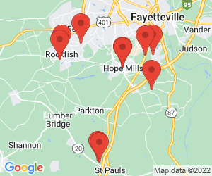 Community Organizations near Parkton, NC