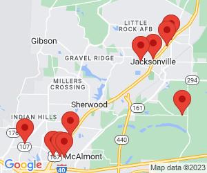 Verizon Wireless near Little Rock Air Force Base, AR