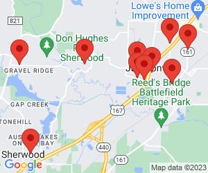 Automobile Parts & Supplies near Little Rock Air Force Base, AR