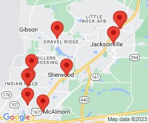 Redbox near Little Rock Air Force Base, AR