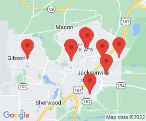 Elementary Schools near Little Rock Air Force Base, AR