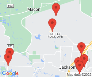 Grocery Stores near Little Rock Air Force Base, AR