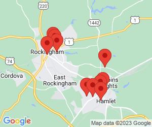 Richmond County Schools near Vass, NC