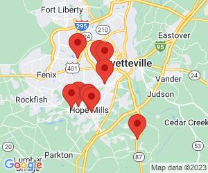 Nail Salons near Parkton, NC