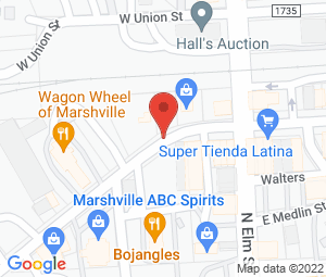 Main St Barber Shop at Marshville, NC 28103