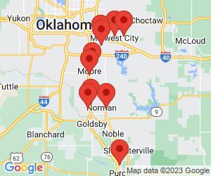 Bank Of Oklahoma near Konawa, OK