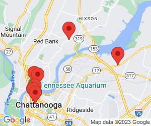 Regions Bank near Chattanooga, TN