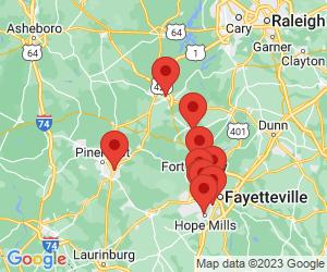 O'Reilly Auto Parts near Vass, NC