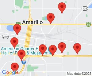 Shell near Amarillo, TX