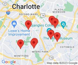Apartments near Charlotte, NC