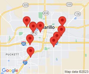 U-Haul near Amarillo, TX