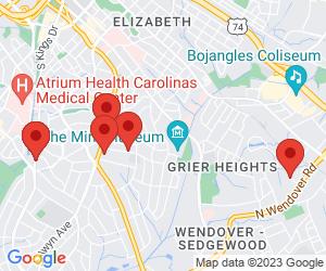 Clinics near Charlotte, NC