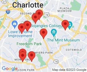 Redbox near Charlotte, NC