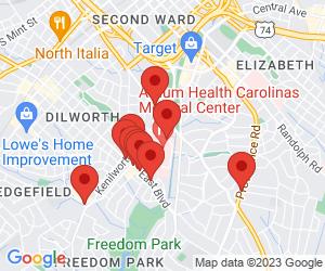 Fast Food Restaurants near Charlotte, NC
