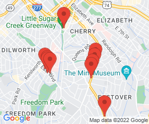 American Restaurants near Charlotte, NC