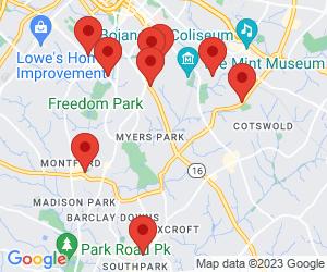 Beauty Salons near Charlotte, NC