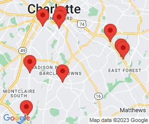 Mattress Firm near Charlotte, NC